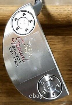 Scotty Cameron 2020 Special Select Del Mar Putter Left Hand Brand New CCHU
