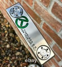 Scotty Cameron 2020 Timeless 2.5 Tourtype Trisole SSS Circle T Tour Putter -NEW