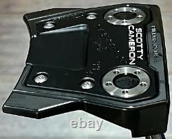 Scotty Cameron 2021 Phantom X 11.5 Putter Brand New RH Xtreme Dark Finish