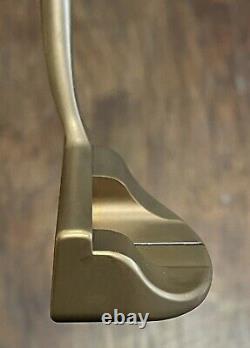 Scotty Cameron California Del Mar Putter Left Hand Satin Bronze (PVD) Finish
