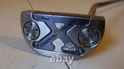 Scotty Cameron Cameron & Crown M1 Newport Mallet 33 Good used putter! UPSP ship