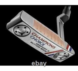 Scotty Cameron Champions choice button back newport 2 putter limited