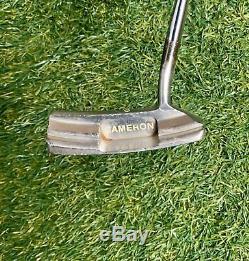 Scotty Cameron Circa 62 Model No. 2 Putter, LH, 35 No H/C- Good Condition