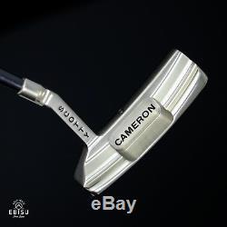 Scotty Cameron Circa 62 No. 3 350g Custom Putter (34) #670629047