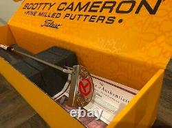 Scotty Cameron Circle T Flowback 5.5 Putter