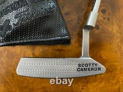 Scotty Cameron Circle T Laguna Two Putter withHeadcover 35