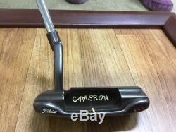 Scotty Cameron Circle T Tour 009 350 G Oil Can and Beached