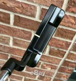 Scotty Cameron Circle T Tour 009M Carbon Spieth Style 350G Putter - NEW