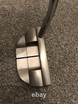 Scotty Cameron Circle T Tour Issue Mallet 1 Putter With Cover 34 Inches