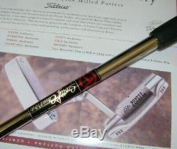 Scotty Cameron Circle T Tour Masterful 009 Scotty Dog Crowned CT Putter