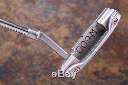 Scotty Cameron Circle T Tour Masterful Jumbo 009M Triple CT SSS 350G Putter