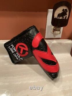 Scotty Cameron Circle T Tour Only Putter Cover Brand New 2020 Hot Head Harry