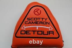 Scotty Cameron Circle T Xperimental C-5 Detour Putter