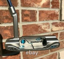 Scotty Cameron & Co Circle T Tour GSS 009 Masteful Roll Top 350G Putter -NEW