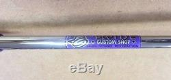 Scotty Cameron Custom Shop 16 Select Newport 2 Notchback Translucent Purple 35
