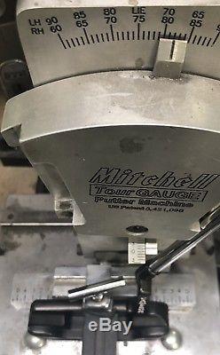 Scotty Cameron Custom Shop Oil Can Classic Newport Putter MINT -Left Hand -RSL