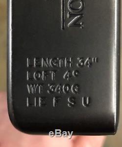 Scotty Cameron Custom Shop Platinum Newport Mil-Spec Putter MINT RH BSL