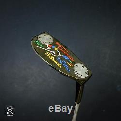 Scotty Cameron Del Mar Button Back Limited(35) #670629054