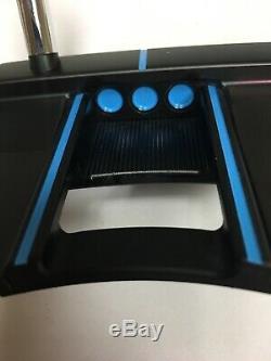 Scotty Cameron Futura 5.5M Custom Black Rainbow Putter RH 34 Inches