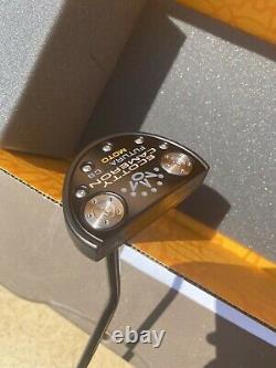 Scotty Cameron Futura 5S MOTO Black Limited 34.5 RH 2020 Release