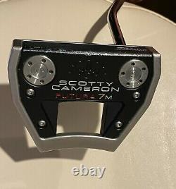 Scotty Cameron Futura 7M Putter 35 with Head Cover