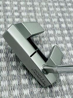 Scotty Cameron Futura X5 Welded Flow Neck Putter 34