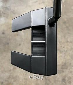 Scotty Cameron Futura X5 Welded Flow Neck Putter NEW Xtreme Dark Finish -HCV