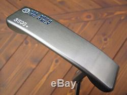 Scotty Cameron GSS Tour Only MASTERFUL 009. M Circle T 350G 3 & 5 POINT CROWNS