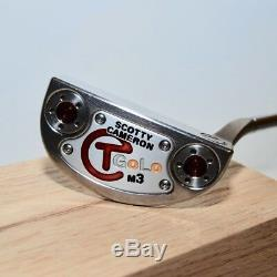 Scotty Cameron Golo M3 Circle T Tour Only Putter