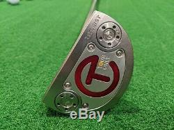 Scotty Cameron Golo S5 Center Shaft Circle T Putter (33) with Circle T Headcover