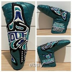 Scotty Cameron Headcover 2015 Us Open Pacific Northwest Putter Cover Golf New