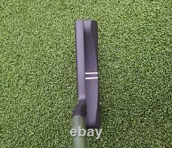 Scotty Cameron Laguna Putter, RH, 34 And Siege Customs Grip, New Refinished