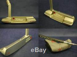 Scotty Cameron Limited 2002 Us Open Champion Tiger Woods Putter Freeshipping