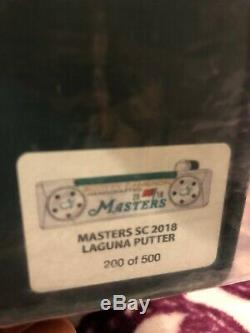 Scotty Cameron Limited 2018 Newport Masters SC Newport Putter 200of 500 SEALED