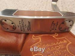 Scotty Cameron Limited Button Back Newport Putter 34 Brand New
