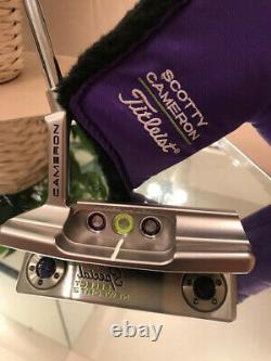 Scotty Cameron Limited Release-Custom Shop Special Select NP 2 RH, 34