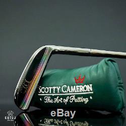 Scotty Cameron Napa 2004 Holliday 500Limited(35) Brand New #661203141
