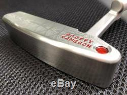 Scotty Cameron Newport 2 SSS Timeless 34inch Tour Putter Circle T