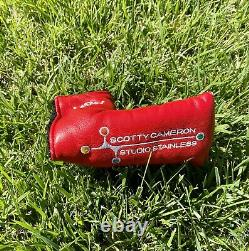 Scotty Cameron Newport Beached Putter