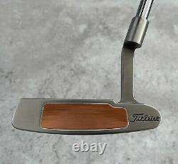 Scotty Cameron Newport Button Back Putter Immaculate