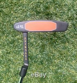 Scotty Cameron Newport Tel3 Long Neck Putter, RH, 35 With H/C. REFINISHED