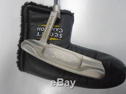 Scotty Cameron Newport Tiger Woods 1996 US Amateur Victory Putter NEW 35