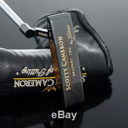 Scotty Cameron Newport Two Tel3(35) #681101062 Putter