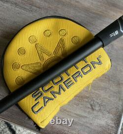 Scotty Cameron Phantom X5 Putter 35 with Black KBS Tour Shaft