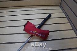Scotty Cameron Pre Titleist Classic I Black Oxide 34 inch Putter Mint RH
