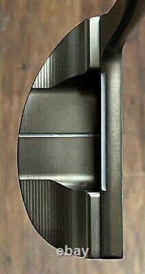 Scotty Cameron Pro Platinum Del Mar 3.5 Putter MINT Xtreme Dark Finish -RARE