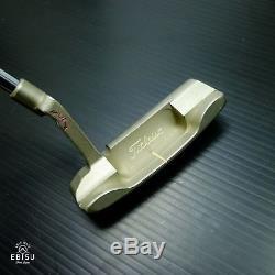 Scotty Cameron Pro Platinum Newport Mil Spec 350g(34) #670302119