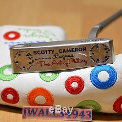 Scotty Cameron Putter 2009 Holiday Laguna Loops Putter Limited RH Titleist GiP