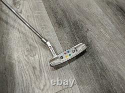 Scotty Cameron Putter GSS Insert Studio Style Stainless Steel Putter 35 Titleist