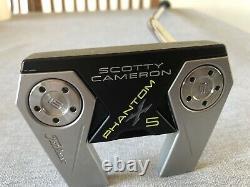 Scotty Cameron Putter Phantom X 5 / 34 Inches